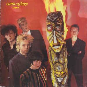 Camouflage – La La La (Vinyl LP)