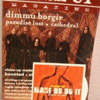 Close-Up nr 44-2001 (+CD)(Nasum,Propagandhi,Driller Killer)