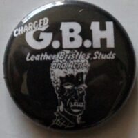 G.BH. – Leather (Badges)