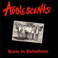 Adolescents – Brats In Battalions (Color Vinyl LP)