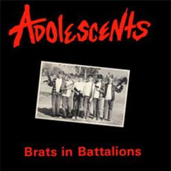 Adolescents – Brats In Battalions (Color Vinyl LP)