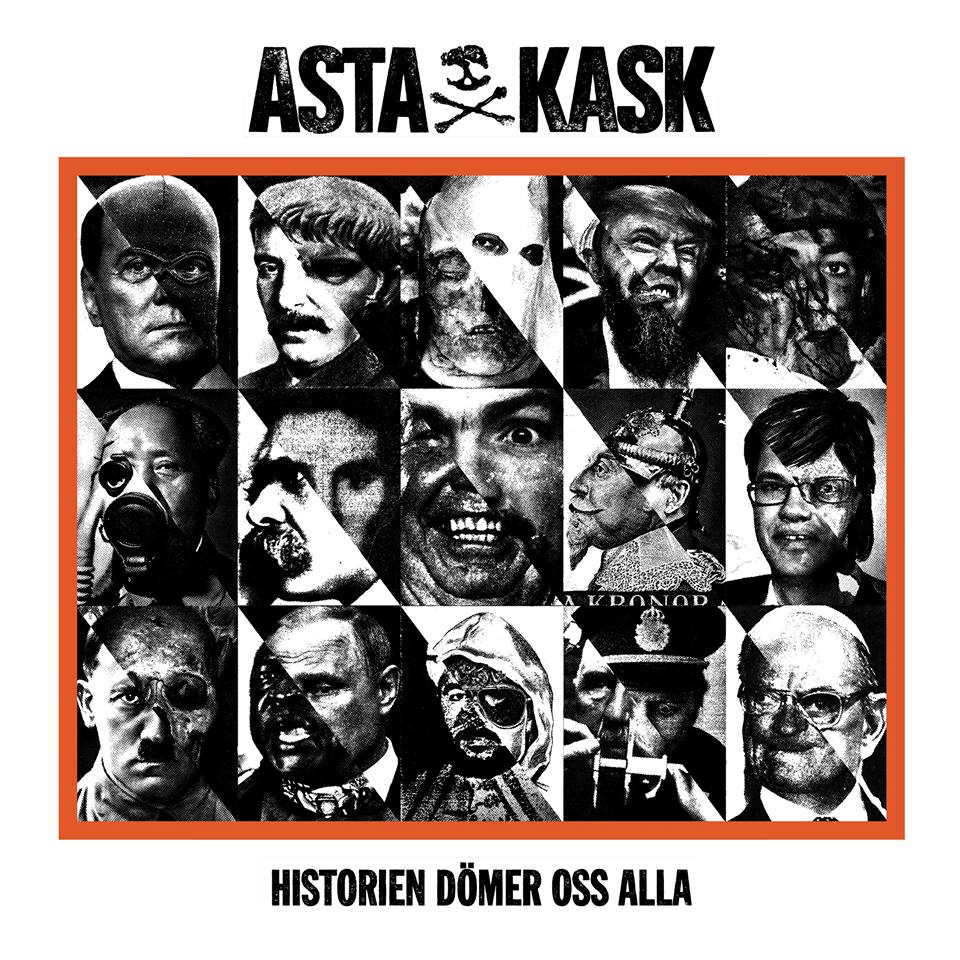 Asta Kask - Historien Dömer Oss Alla (Vinyl MLP)