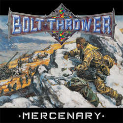 Bolt Thrower - Mercenary (Vinyl LP)