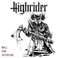 Highrider – Roll For Initiative (Color Vinyl LP)