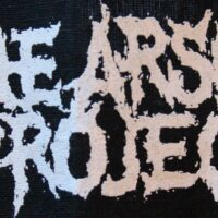 Arson Project, The – Logo (Cloth Patch)