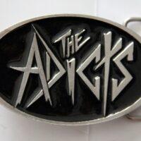 Adicts, The – Logo (Belt Buckle, Bäles Spänne)