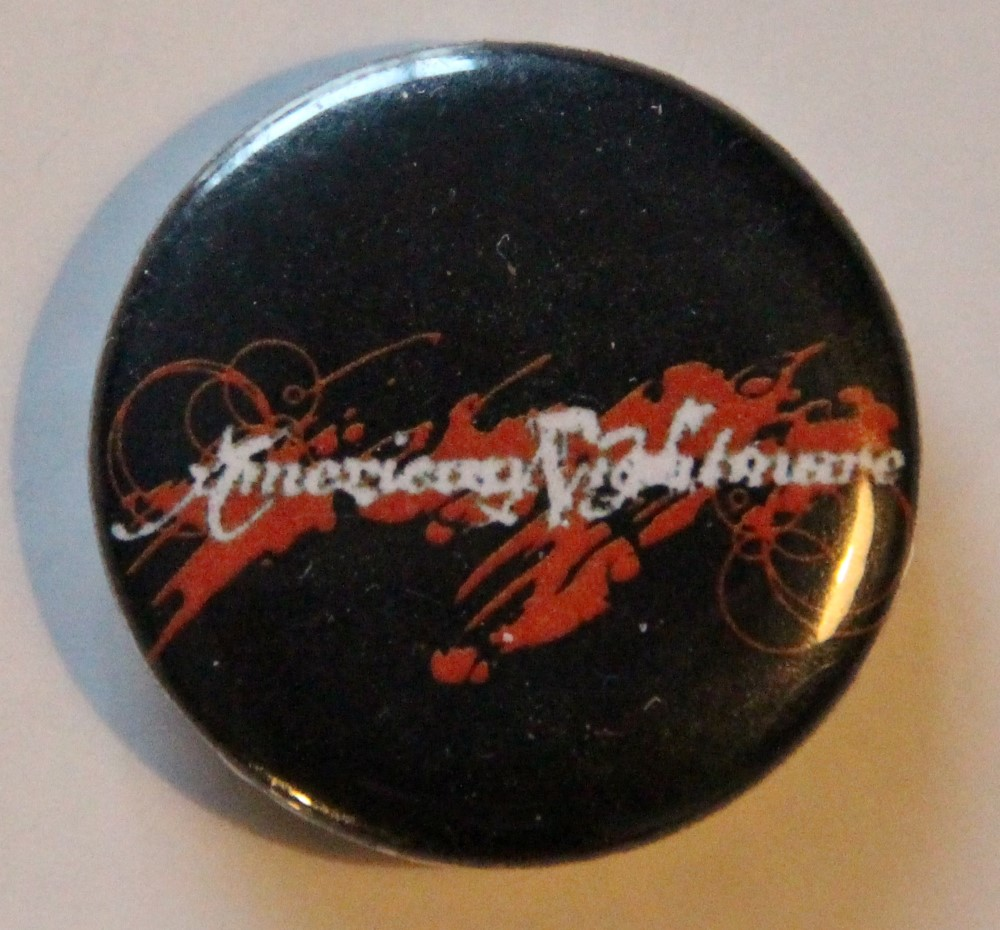 American Nightmare - Logo (Badges)