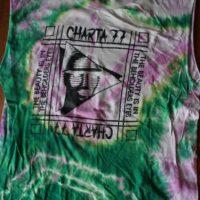 Charta 77 – The Beauty (Batikfärgad T-S)