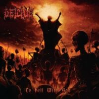 Deicide – To Hell With God (Color Vinyl LP)