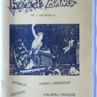Head Bang Nr.3-2000 (Mimikry,Johan Johansson)
