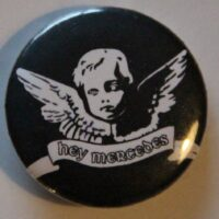 Hey Mercedes – Angel (Badges)