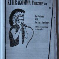 Kurragömma-4/Pulp-4 – Split Zine(Partisans,MID,Charta 77)