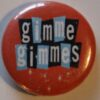 Me First And The Gimme Gimmes - Logo (Badges)