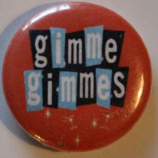 Me First And The Gimme Gimmes – Logo (Badges)