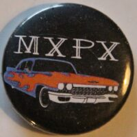 MxPx – Car (Badges)