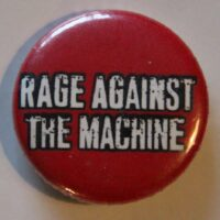 Rage Against The Machine – Logo (Badges)