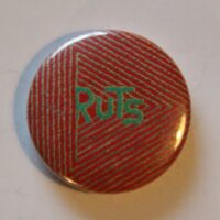 Ruts, The – Logo/Cover (Badges)