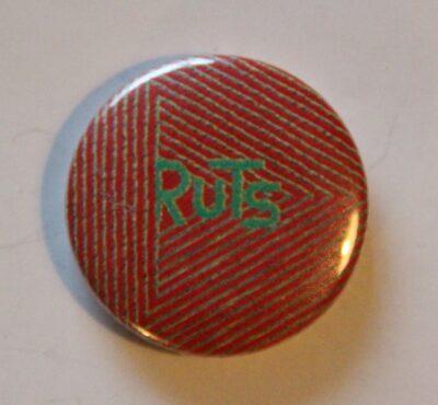 Ruts, The - Logo/Cover (Badges)