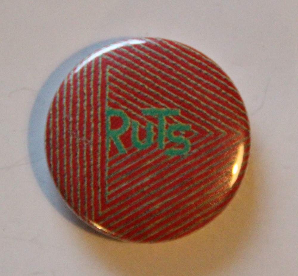 Ruts, The - Logo/Cover (Badges)