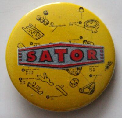 Sator - Logo (Badges)