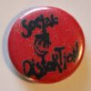 Social Distortion - Smily (Badges)