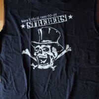 Strebers – Kaos & Skrål Tour 90-91 (Vintage/Used T-S)