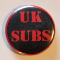 UK Subs – Logo (Badges)