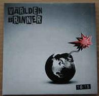 Världen Brinner – 10:15 (Vinyl Single)