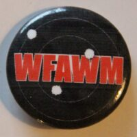 Where Fear And Weapons Meet – Logo (Badges)