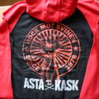 Asta Kask – Näve (Baseball Two-Tone Zip Hood)