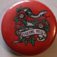 Flogging Molly – Snake (Badges)
