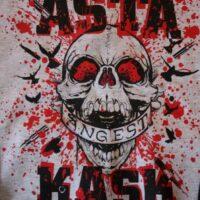 Asta Kask – Ångest (Baseball Zip Hood)