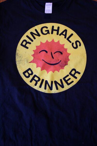 Asta Kask - Ringhals Brinner (Svart T-S)