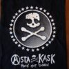 Asta Kask - Star Circle/Rock Mot Svinen (Black Shopping Bag)
