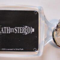 Death By Stereo (Nyckelbricka)