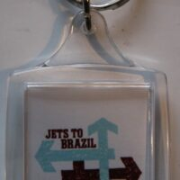 Jets To Brazil (Nyckelring)