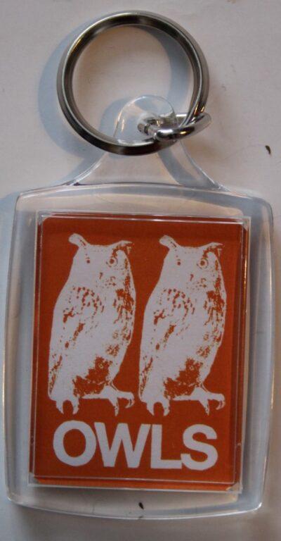 Owls (Nyckelbricka)