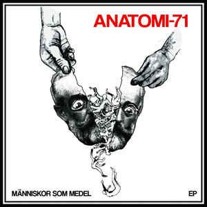 Anatomi-71 - Människor Som Medel (Vinyl LP)
