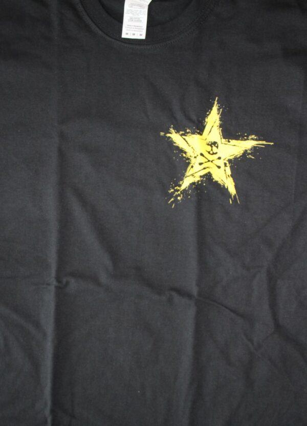 Asta Kask - Old Logo Homage (Black T-S)