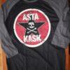 Asta Kask - Star/Skull (Baseball 3/4 L-S)