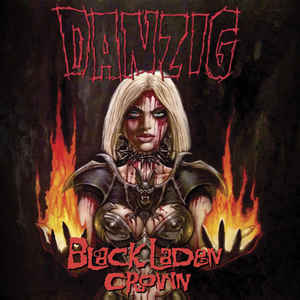Danzig - Black Laden Crown (Color Vinyl LP)