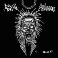 Återfall / Panikattack – Split EP (Vinyl Single)