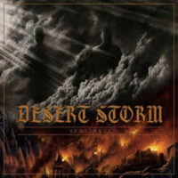 Desert Storm – Sentinels (Color Vinyl LP)