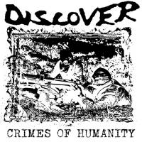 Discover – Crimes Of Humanity (Color Vinyl LP)