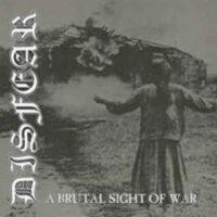 Disfear – A Brutal Sight Of War (Vinyl LP)