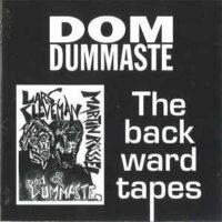 Dom Dummaste – The Backward Tapes (CD)