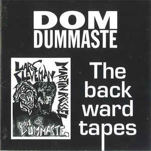 Dom Dummaste – The Backward Tapes (CD)