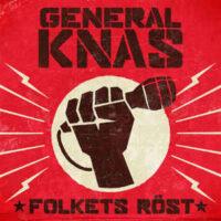 General Knas – Folkets Röst (Vinyl LP)