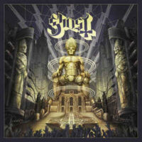 Ghost – Ceremony And Devotion (2 x Color Vinyl LP)
