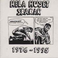 Hela Huset Skakar – 1976-1995 (CD)